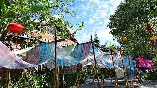 vietnam news,vietnam travel,vietnam culture,vietnam arts,vietnam english,ma chau village,silk weaving,vietnam handicraft villages,travel news,Vietnam guide,Vietnam tour,travelling to Vietnam