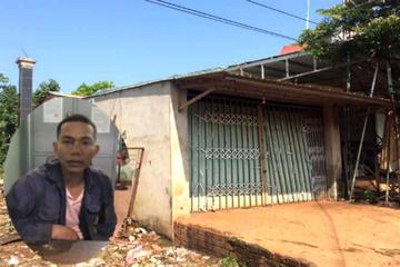 Chồng chém chết hàng xóm đang ôm vợ mình ở Gia Lai