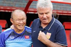 Thầy Park né hợp đồng, nói Guus Hiddink là núi cao không thể vượt