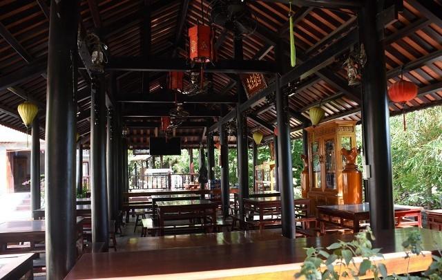 Tich Thien Duong, a 200-year-old house in Da Nang