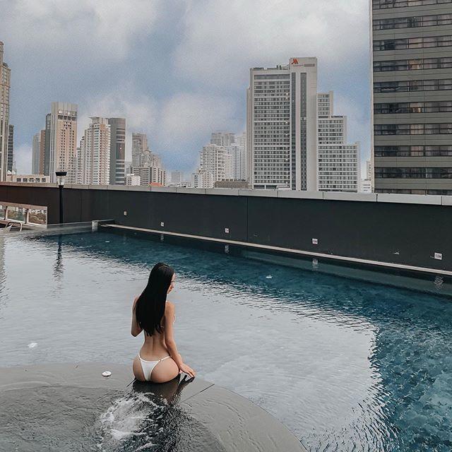 Jun Vũ khoe ảnh bikini, đáp trả khi bị nghi 'ăn gian' vòng 3