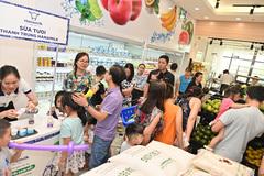 Khai trương Sunshine Mart, thêm điểm mua sắm cho cư dân Hồ Tây