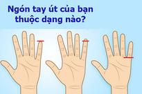 Người sở hữu ngón tay út này thường có tố chất của một nhà lãnh đạo xuất chúng