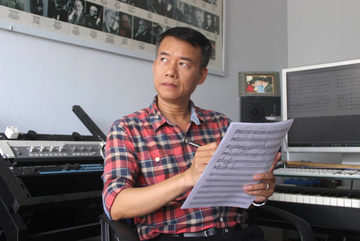 Quality comes first for this perfectionist composer