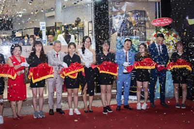 Thời trang nam cao cấp Milando khai trương tại TP.HCM