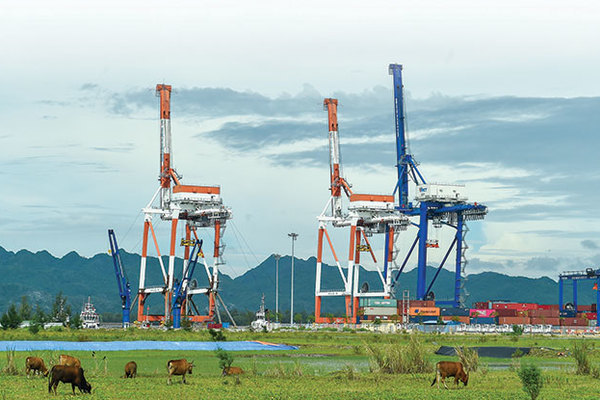 Change overdue in port infrastructure