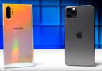 Đại chiến kính cường lực giữa Note 10+ và iPhone 11 Pro Max