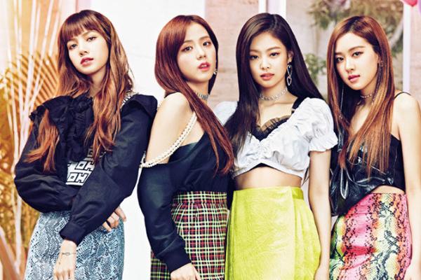 Sao Hàn,Blackpink,BTS,TWICE,EXO