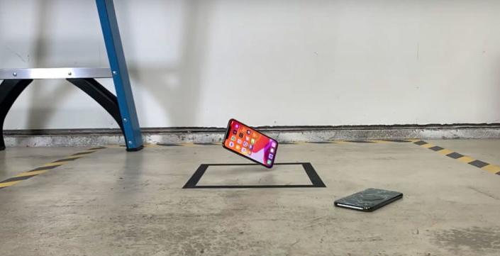 iPhone 11 Pro và iPhone 11 Pro Max bền cỡ nào khi thả rơi?