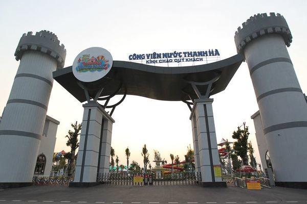 Bé trai 6 tuổi chết đuối trong công viên nước Thanh Hà