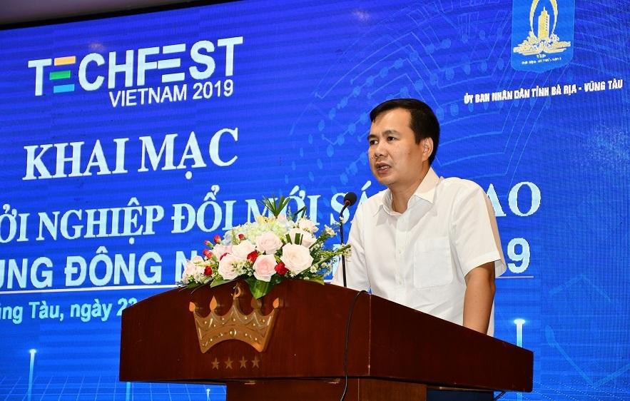 Khai mạc Ngày hội khởi nghiệp đổi mới sáng tạo vùng Đông Nam Bộ 2019