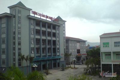 Nam sinh 19 tuổi ở Quảng Ninh đâm chết người ngay tại trường học