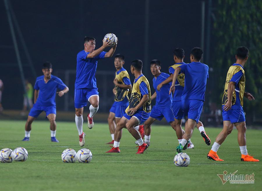 Bí ẩn đội bóng Triều Tiên đá chung kết AFC Cup với Hà Nội