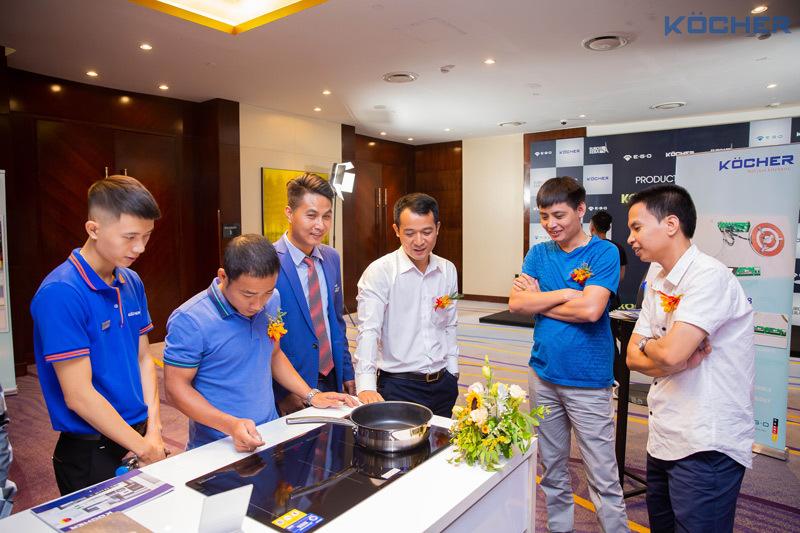 'Bếp từ thông minh được mong đợi nhất đã có bán ở Việt Nam'