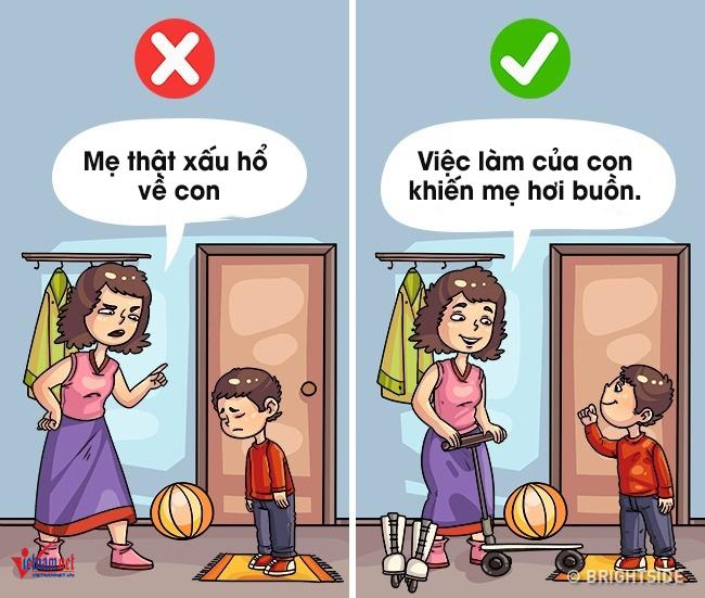 9 câu nói nhẹ nhàng của cha mẹ khiến trẻ nghe lời răm rắp