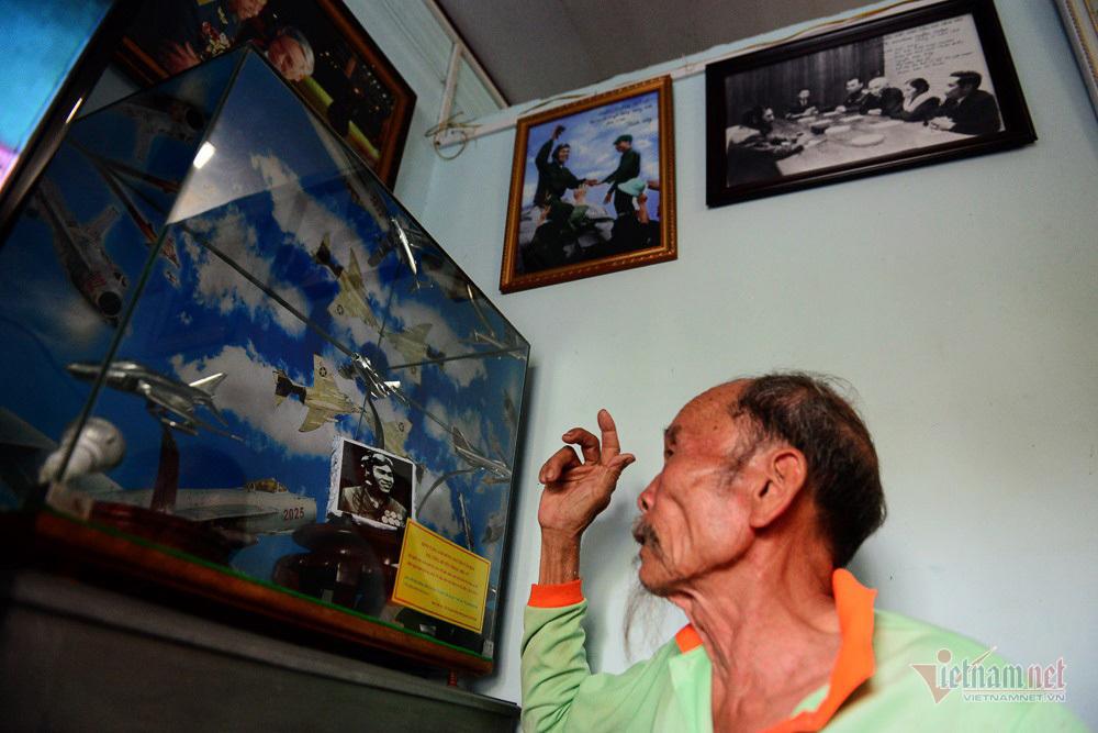 Huyền thoại phi công 7 lần bắn rơi máy bay Mỹ