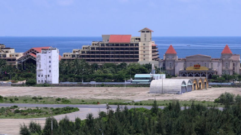 Hồ sơ những doanh nghiệp ngoại có đất 'sát nách' sân bay quân sự Nước Mặn