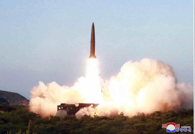 Nhật hốt hoảng vì không thể theo dấu tên lửa Triều Tiên