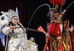 South's private troupes preserve cai luong