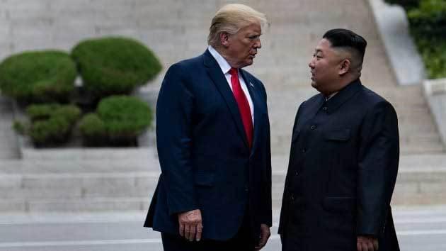 ông Trump,Donald Trump,bật mí,hội đàm Mỹ Triều,hội đàm Trump Un