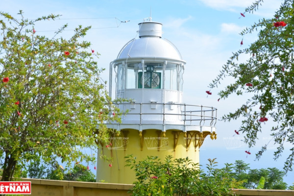 Co Tien Sa, one of Vietnam's most beautiful lighthouses