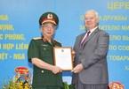 Russia's friendship order bestowed upon Vietnam's deputy minister