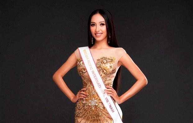 Miss Asia Pacific International 2019,Nguyen Thi Thu Hien,Miss World Vietnam 2019,Vietnam entertainment news,Vietnam culture,Vietnam tradition