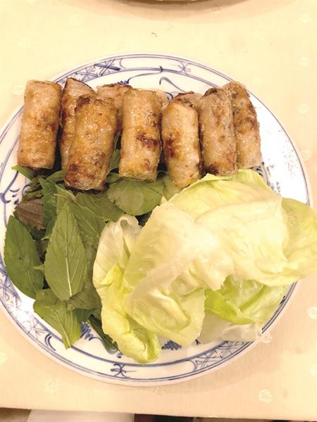 Vietnamese bistro An offers great food in quiet alley