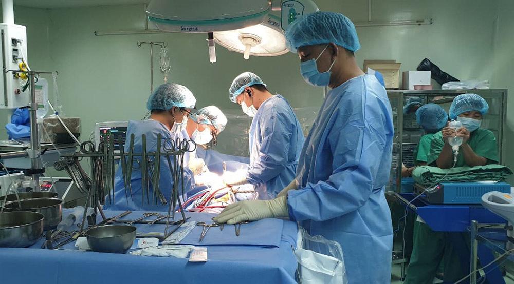 phẫu thuật tim,Cần Thơ