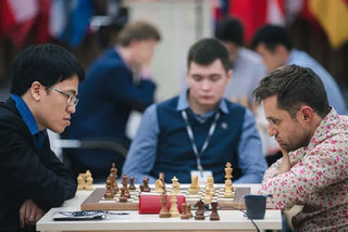 Le Quang Liem out of FIDE World Cup after fourth round