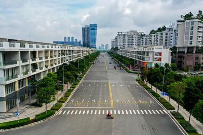 Dãy nhà phố tăng giá 50 tỷ đồng/căn sau 5 năm ở Thủ Thiêm