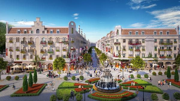 Shophouse Europe tung ưu đãi 'khủng' trong tháng 10