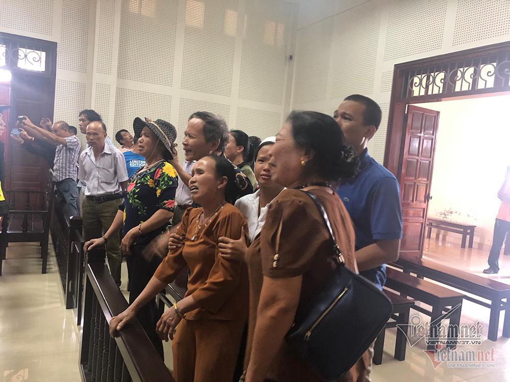Vụ cướp đò trên sông Ka Long: Y án 7 năm, người nhà khóc thảm thiết