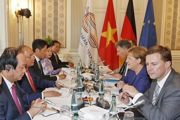 Vietnam,Germany,diplomatic relations,Vietnam politics news,Vietnam breaking news,politic news