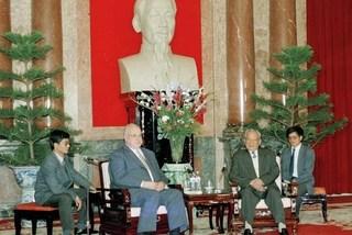 Vietnam, Germany mark 44th anniversary of diplomatic ties