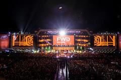 Có Bằng Kiều, Sơn Tùng MTP, Tóc Tiên nhưng FWD Music Fest lại không bán vé