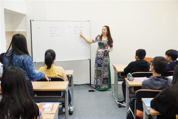 Free Vietnamese-language course held in Czech Republic's city