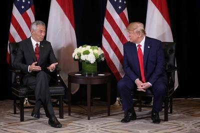 Mỹ, Singapore tái ký kết hiệp ước quân sự then chốt