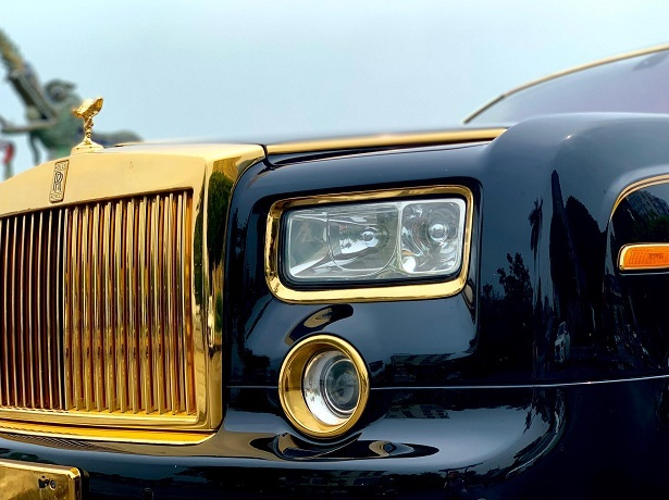 Rolls-Royce Phantom,Rolls-Royce,siêu xe