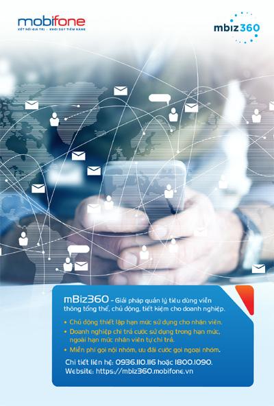 mBiz360 - giải pháp quản lý tiêu dùng thông minh cho doanh nghiệp hiện đại