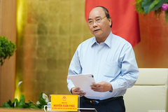 Thủ tướng chủ trì họp Hội đồng thi đua - khen thưởng TƯ