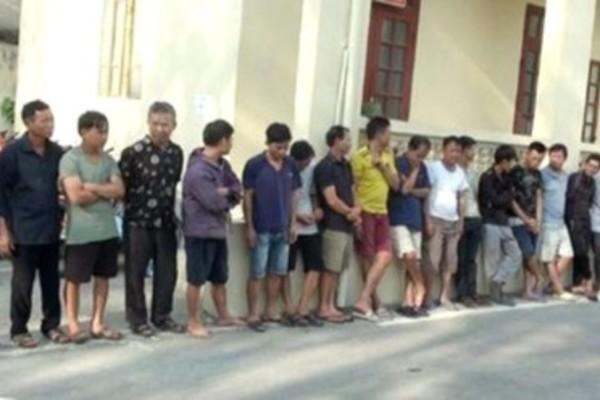 Truy nã đối tượng trong đường dây trộm 100 tấn chó ở Thanh Hóa
