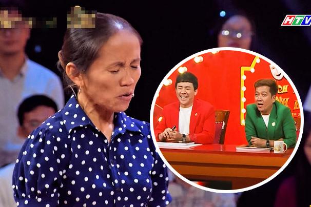 Bà Tân Vlog tuyên bố với Trấn Thành: 'Bà làm YouTube thiếu gì tiền'