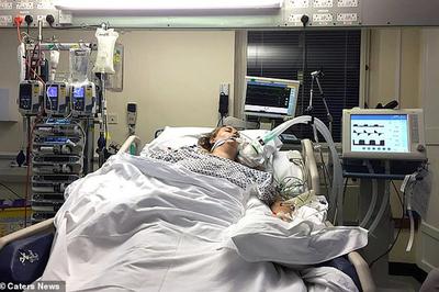 Người phụ nữ cắt cùng lúc 8 cơ quan do 'thạch' chèn kín bụng