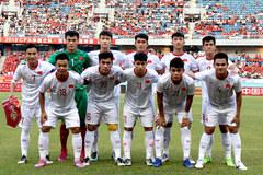 """U23 Thái Lan thoát hiểm, U23 Việt Nam né bảng """"tử thần"""""""