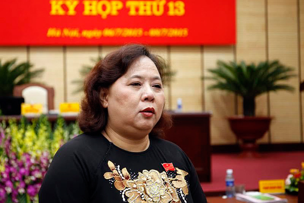 Chủ tịch HĐND TP Hà Nội nói về việc dùng xe công đi ăn sáng