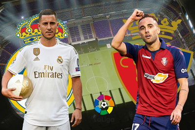 Real Madrid vs Osasuna: Đánh thức Eden Hazard