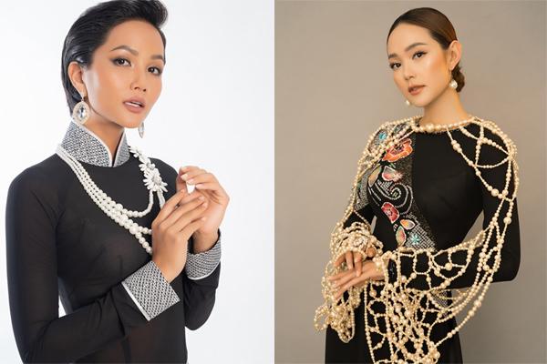 H'Hen Nie, Minh Hằng cùng 10 mỹ nhân đình đám làm mẫu cho Võ Việt Chung