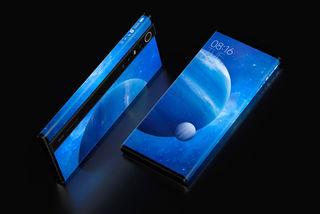 Smartphone 2.800 USD phủ kín màn hình các mặt