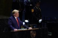Tổng thống Trump 'dằn mặt' Trung Quốc